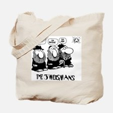 The 3 Weisman Tote Bag