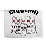 Bowling Ain't For Sissies Makeup Pouch