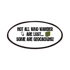 Not all who wander Patches