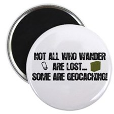 """Not all who wander 2.25"""" Magnet (100 pack)"""