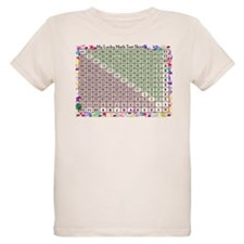 Upside down math chart T-Shirt