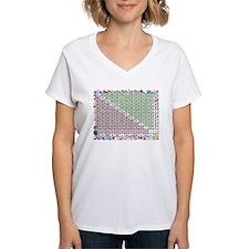 Upside down math chart Shirt