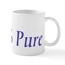 99.9% Pure Small Mugs
