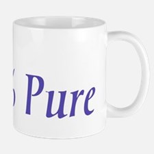 99.9% Pure Small Mugs