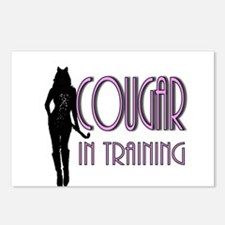 cougar.png Postcards (Package of 8)