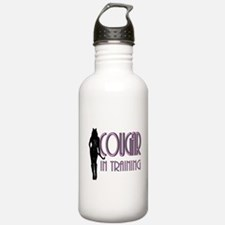 cougar.png Water Bottle