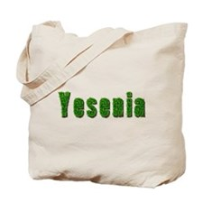 Yesenia Grass Tote Bag