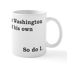 George Washington Beer Mug