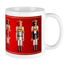 Nutty Nutcrackers Small Small Mug