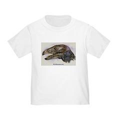 Erlikosaurus Dinosaur (Front) T