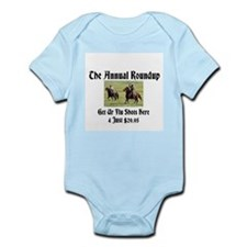 The Annual Roundup Infant Bodysuit