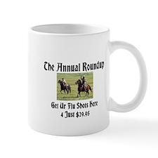 The Annual Roundup Mug
