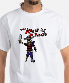 The Angry Pirate T-Shirt T-Shirt