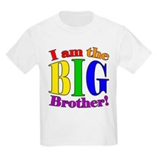 Big Brother Rainbow T-Shirt