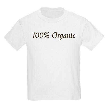 100% Organic Kids T-Shirt