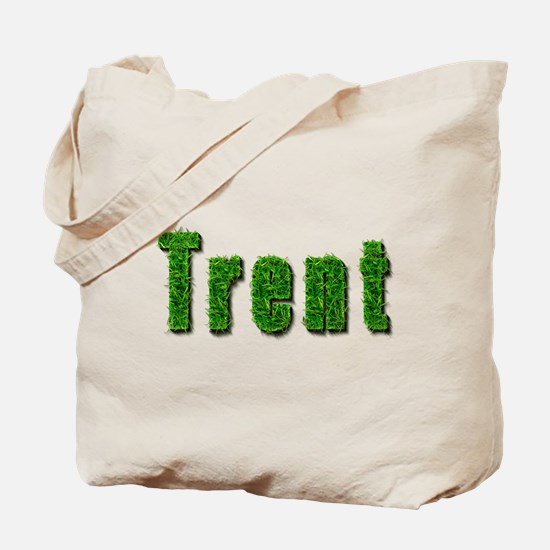 Trent Grass Tote Bag