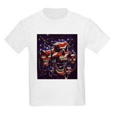All American Skulls T-Shirt