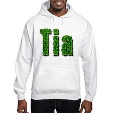 Tia Grass Hoodie