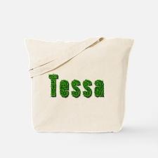 Tessa Grass Tote Bag