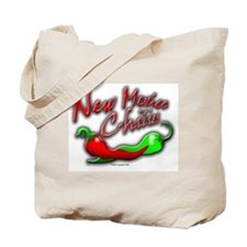 New Mexico Chilies Tote Bag