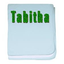 Tabitha Grass baby blanket