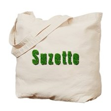 Suzette Grass Tote Bag