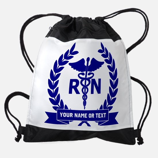 RN (Registered Nurse) Drawstring Bag