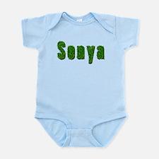 Sonya Grass Infant Bodysuit