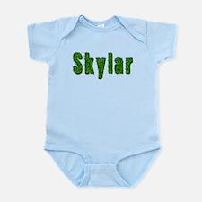 Skylar Grass Infant Bodysuit