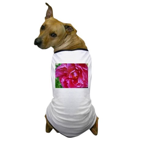 Layers Of Pink Dog T-Shirt