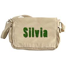 Silvia Grass Messenger Bag