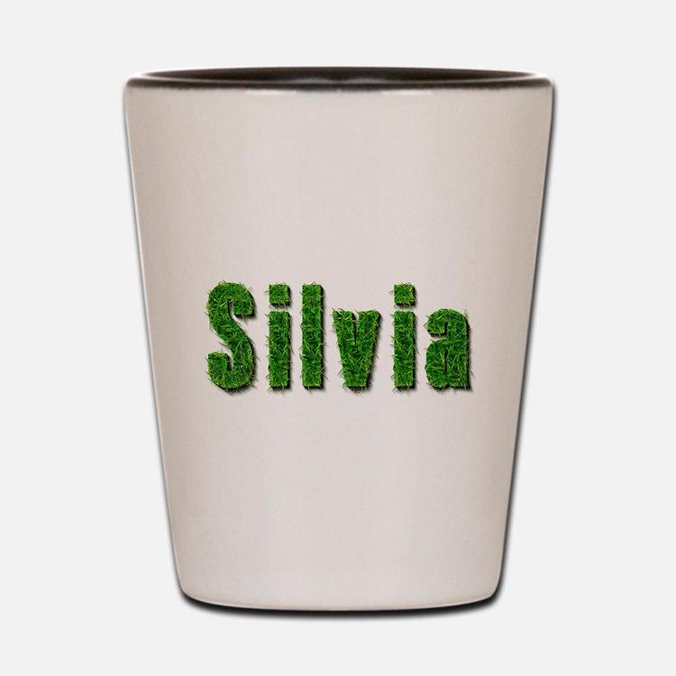 Silvia Grass Shot Glass