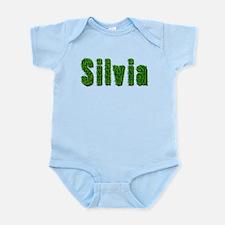 Silvia Grass Infant Bodysuit