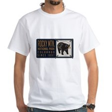 Rocky Mountain Black Bear Badge Shirt