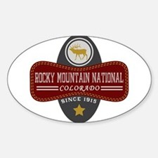 Rocky Mountain Natural Marquis Decal