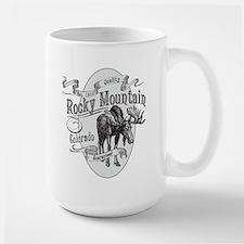 Rocky Mountain Vintage Moose Mug