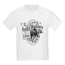 Rocky Mountain Vintage Moose T-Shirt