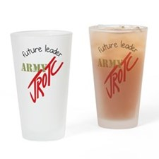 Future Leader Drinking Glass