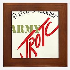Future Leader Framed Tile