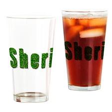 Sheri Grass Drinking Glass