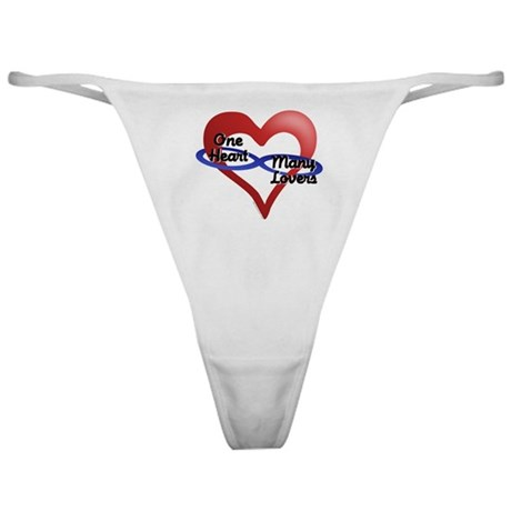 One Heart Classic Thong