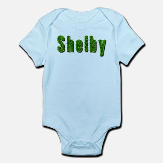 Shelby Grass Infant Bodysuit
