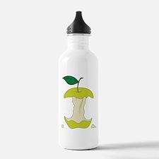 Green Apple Water Bottle