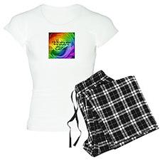 So Cute Rainbow Rose Pajamas