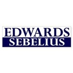 Edwards-Sebelius 2008 bumper sticker