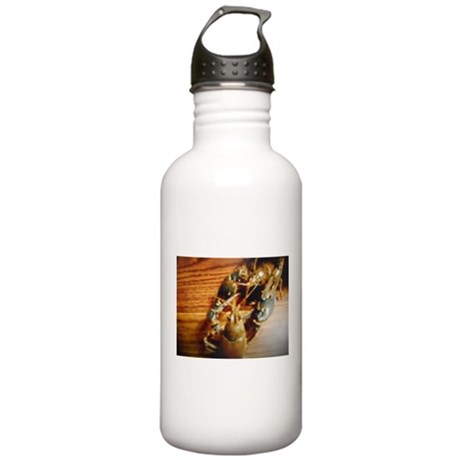 Crayfish Fight Stainless Water Bottle 1.0L