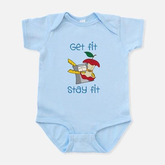 Get Fit Infant Bodysuit
