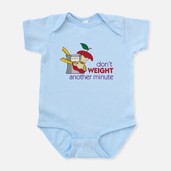 Don't Weight Infant Bodysuit