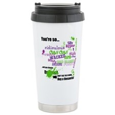 That's So ... Don't Use The R Word Travel Mug