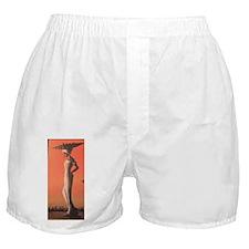 Ebony Boxer Shorts